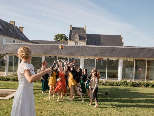 Le mariage de Charly et Audrey à Sully , Calvados 34