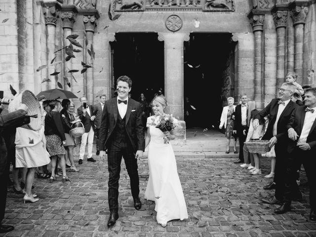 Le mariage de Charly et Audrey à Sully , Calvados 41