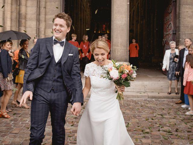 Le mariage de Charly et Audrey à Sully , Calvados 42