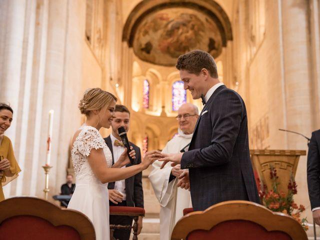 Le mariage de Charly et Audrey à Sully , Calvados 44