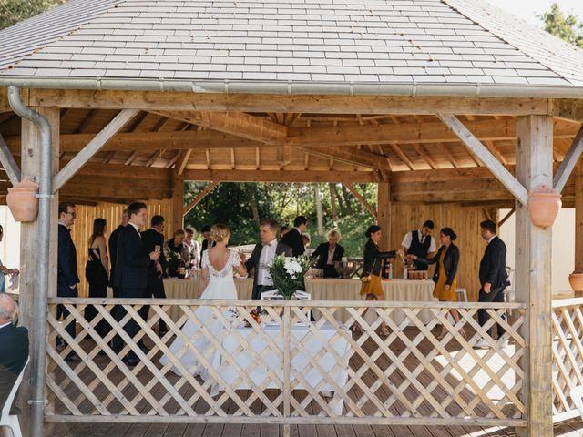 Le mariage de Charly et Audrey à Sully , Calvados 89