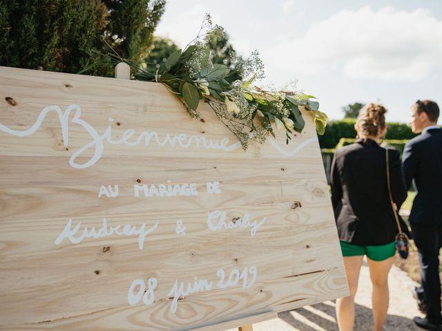 Le mariage de Charly et Audrey à Sully , Calvados 90
