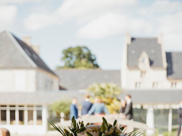 Le mariage de Charly et Audrey à Sully , Calvados 91
