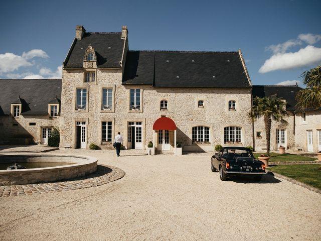 Le mariage de Charly et Audrey à Sully , Calvados 92