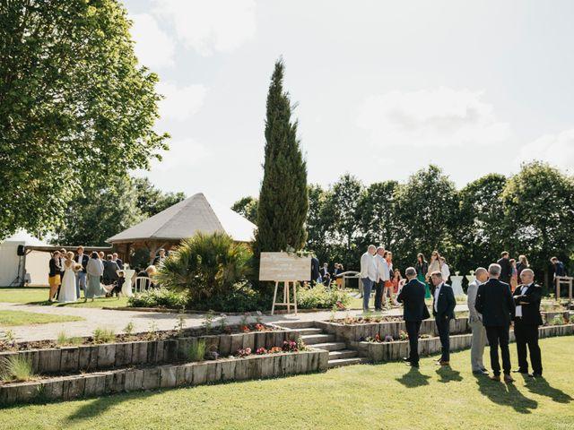 Le mariage de Charly et Audrey à Sully , Calvados 93
