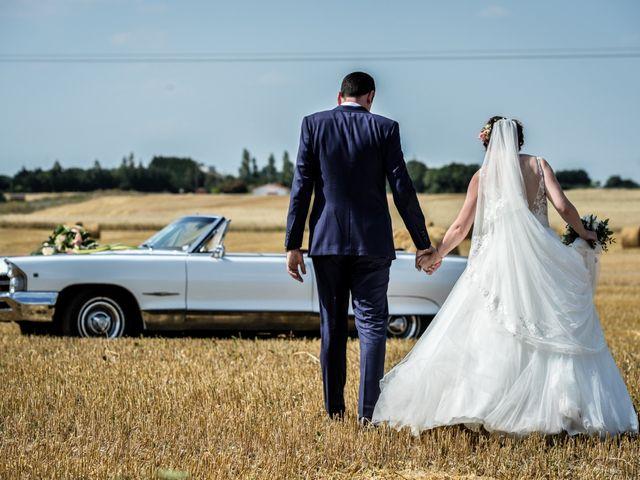 Le mariage de Victor et Ivana à Saint-Jean-de-Liversay, Charente Maritime 35