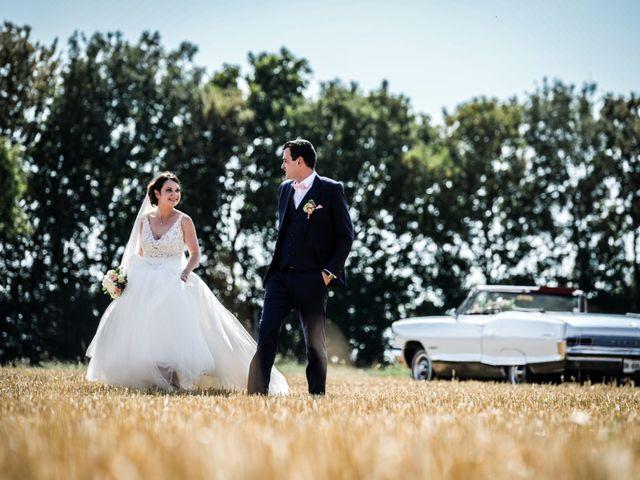 Le mariage de Victor et Ivana à Saint-Jean-de-Liversay, Charente Maritime 36