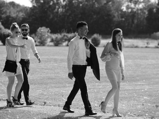 Le mariage de Victor et Ivana à Saint-Jean-de-Liversay, Charente Maritime 42