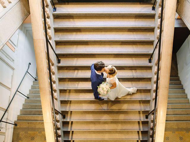 Le mariage de Damien et Amandine à Saint-Lager, Rhône 11