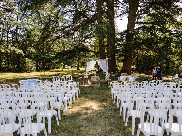 Le mariage de Damien et Amandine à Saint-Lager, Rhône 15
