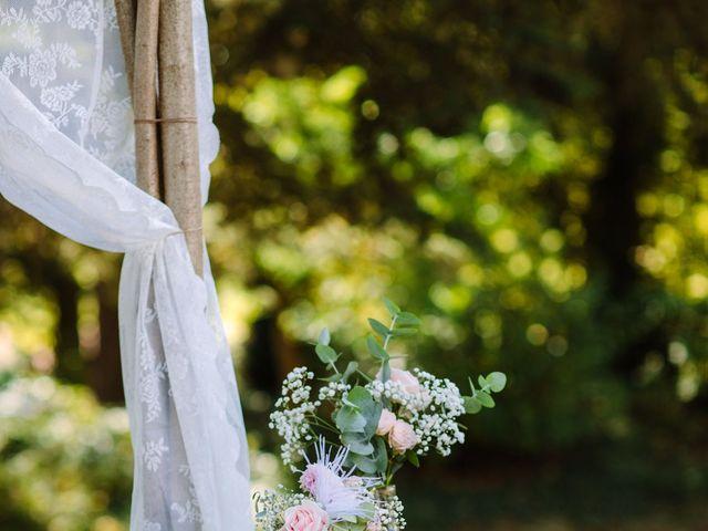 Le mariage de Damien et Amandine à Saint-Lager, Rhône 17