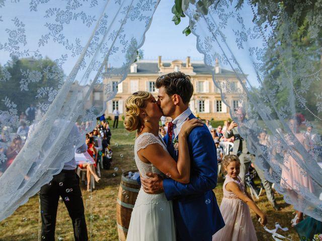 Le mariage de Damien et Amandine à Saint-Lager, Rhône 18
