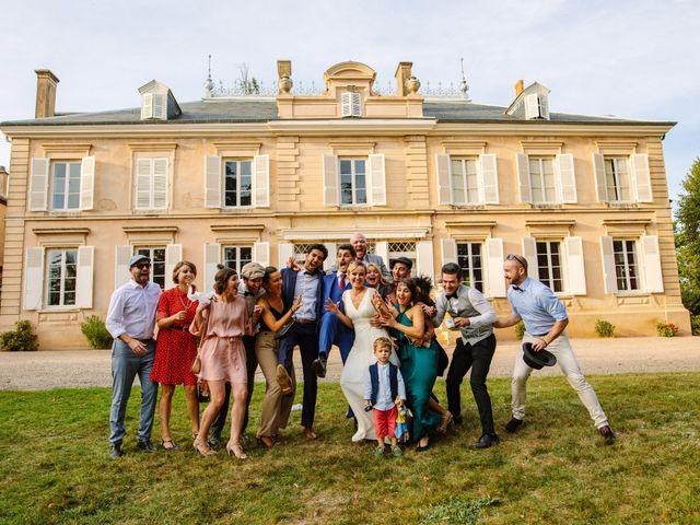 Le mariage de Damien et Amandine à Saint-Lager, Rhône 20