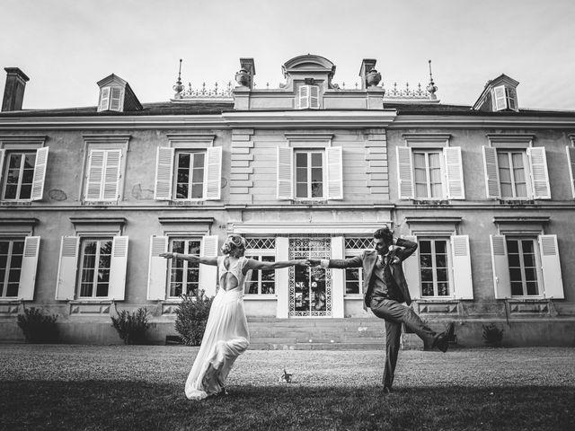 Le mariage de Damien et Amandine à Saint-Lager, Rhône 22