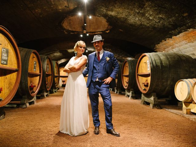 Le mariage de Damien et Amandine à Saint-Lager, Rhône 24