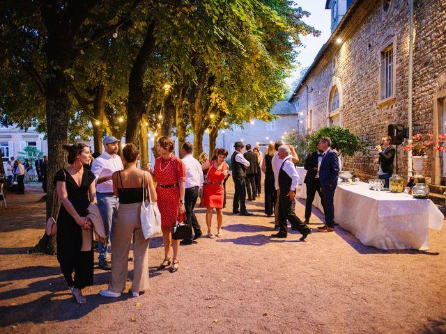 Le mariage de Damien et Amandine à Saint-Lager, Rhône 26