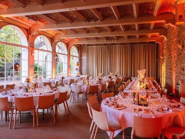 Le mariage de Damien et Amandine à Saint-Lager, Rhône 27