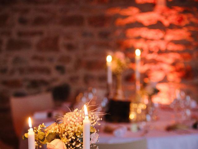 Le mariage de Damien et Amandine à Saint-Lager, Rhône 28
