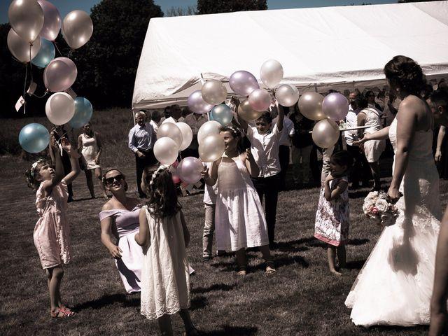 Le mariage de Maxime et Laura à Bressuire, Deux-Sèvres 15