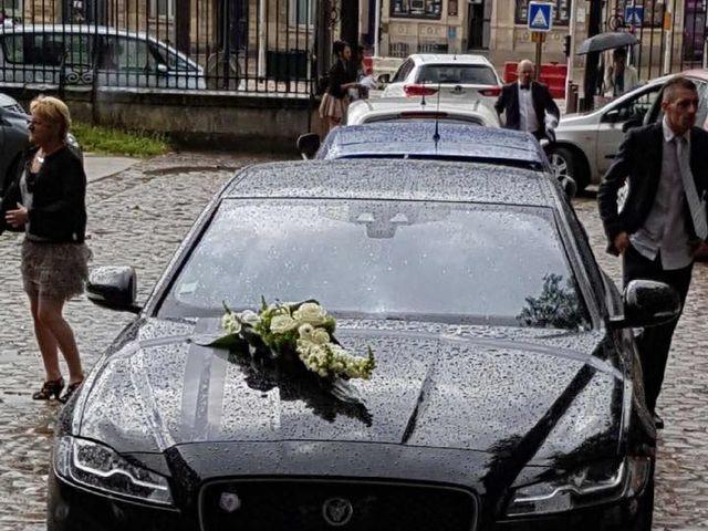 Le mariage de Céline et Guillaume à Mansigné, Sarthe 8