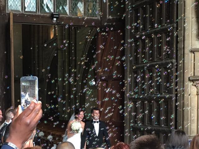 Le mariage de Céline et Guillaume à Mansigné, Sarthe 13