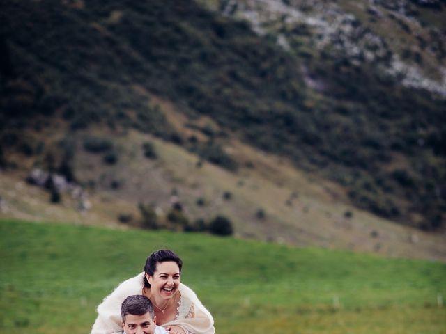 Le mariage de Alexander et Francesca à La Clusaz, Haute-Savoie 9