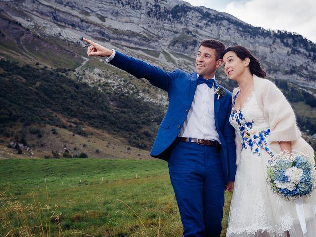 Le mariage de Alexander et Francesca à La Clusaz, Haute-Savoie 11