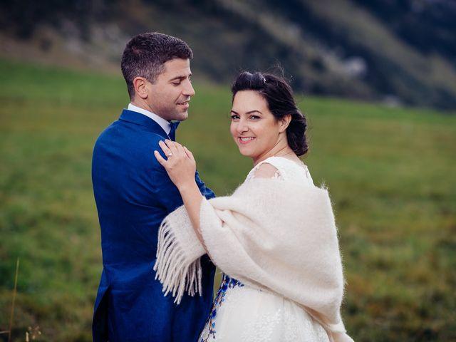 Le mariage de Alexander et Francesca à La Clusaz, Haute-Savoie 12