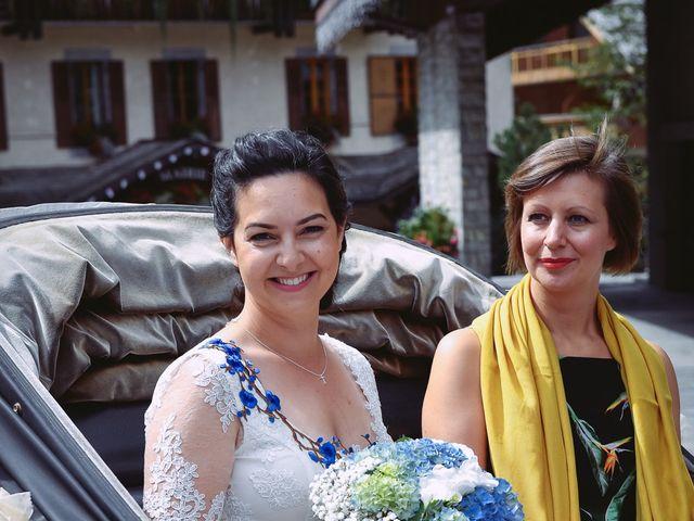Le mariage de Alexander et Francesca à La Clusaz, Haute-Savoie 18