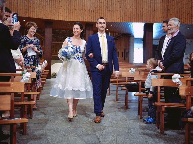 Le mariage de Alexander et Francesca à La Clusaz, Haute-Savoie 20