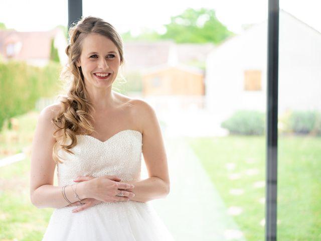 Le mariage de Christopher et Alicia à Boissise-la-Bertrand, Seine-et-Marne 8