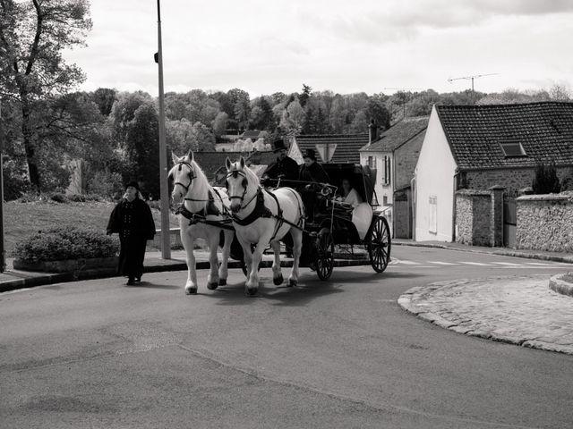 Le mariage de Christopher et Alicia à Boissise-la-Bertrand, Seine-et-Marne 14