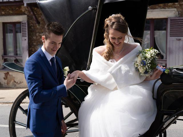 Le mariage de Christopher et Alicia à Boissise-la-Bertrand, Seine-et-Marne 15