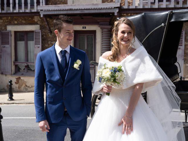 Le mariage de Christopher et Alicia à Boissise-la-Bertrand, Seine-et-Marne 16