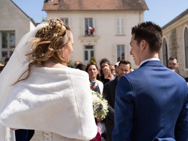 Le mariage de Christopher et Alicia à Boissise-la-Bertrand, Seine-et-Marne 17