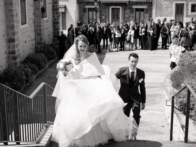 Le mariage de Christopher et Alicia à Boissise-la-Bertrand, Seine-et-Marne 18