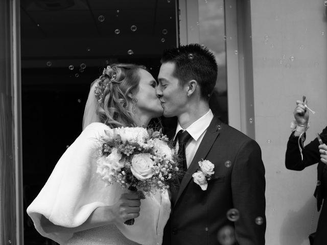 Le mariage de Christopher et Alicia à Boissise-la-Bertrand, Seine-et-Marne 22