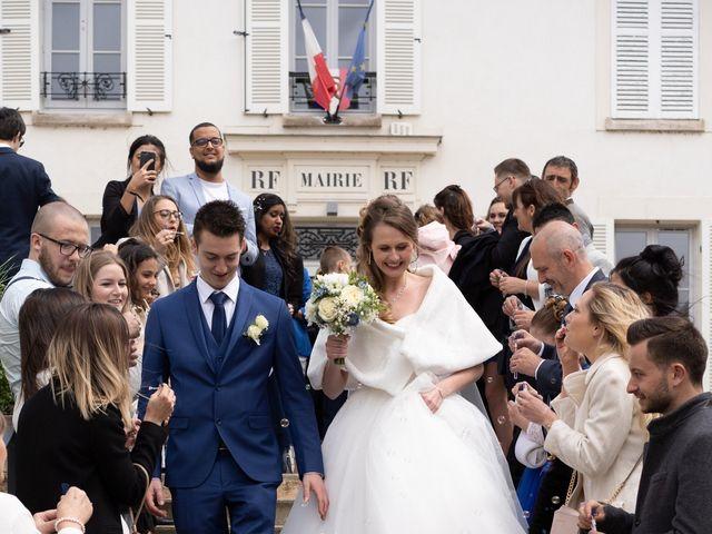 Le mariage de Christopher et Alicia à Boissise-la-Bertrand, Seine-et-Marne 23