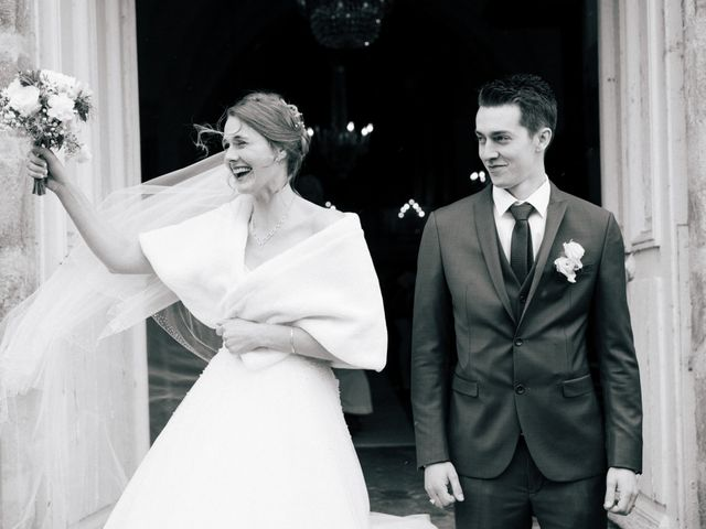 Le mariage de Christopher et Alicia à Boissise-la-Bertrand, Seine-et-Marne 28