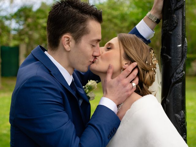Le mariage de Christopher et Alicia à Boissise-la-Bertrand, Seine-et-Marne 34