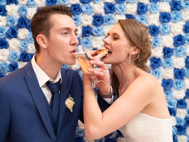 Le mariage de Christopher et Alicia à Boissise-la-Bertrand, Seine-et-Marne 44