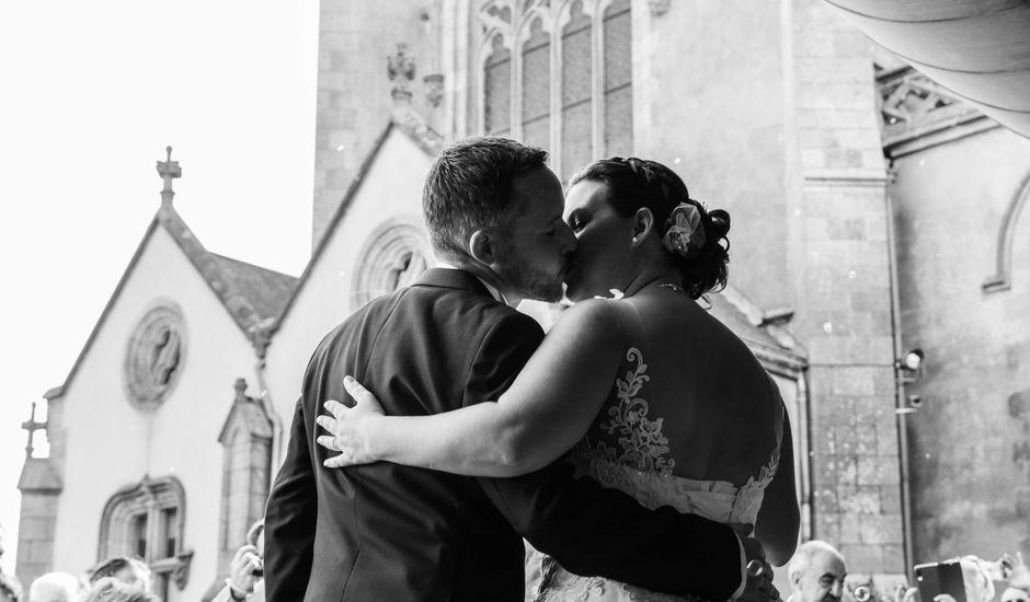 Le mariage de Julien et Anaïs à La Gaubretière, Vendée