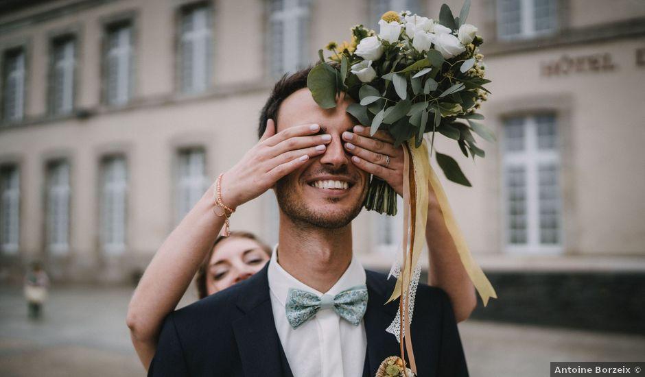 Le mariage de Mathieu et Anne-Charlotte à Saint-Pol-de-Léon, Finistère