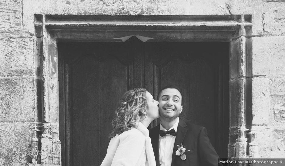 Le mariage de Farouk et Pauline à Chablis, Yonne