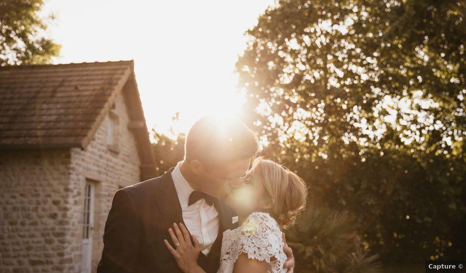 Le mariage de Charly et Audrey à Sully , Calvados