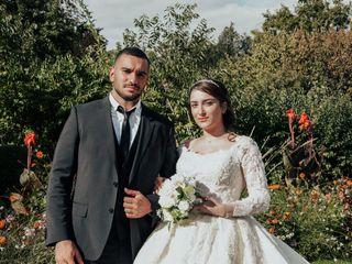 Le mariage de Revaz et Nadia 1