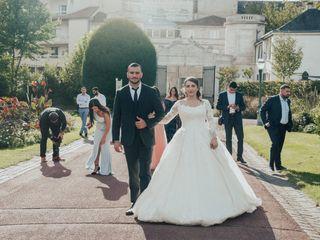 Le mariage de Revaz et Nadia 3
