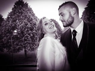 Le mariage de Mélanie et Kynan 1