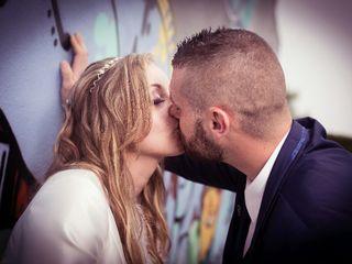 Le mariage de Mélanie et Kynan 2