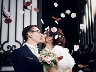 Le mariage de Lucille et Denis 1